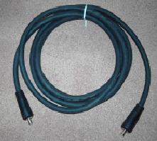6 m Kabel 120 mm²