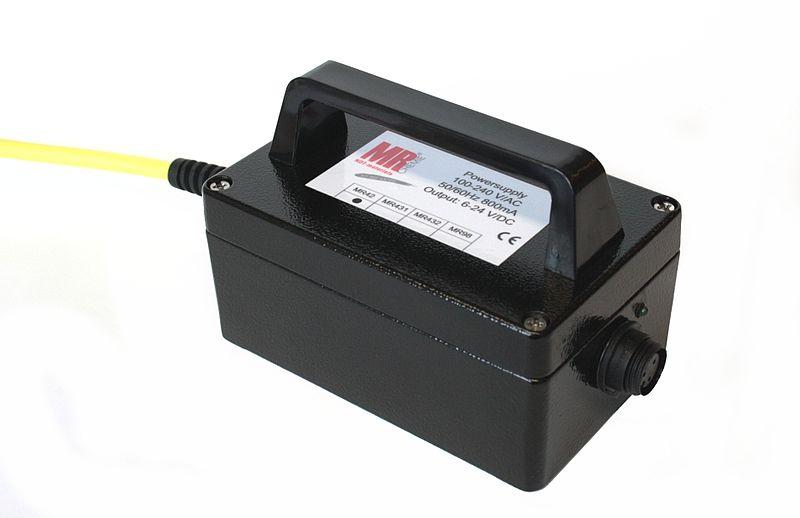 Kabelnetzteil für UV-Handleuchten