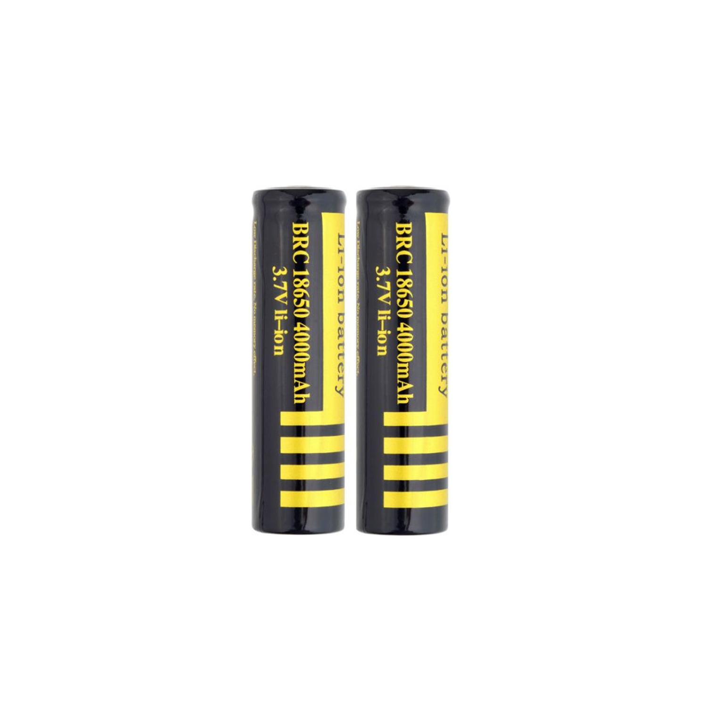 Lithium-Ionen Akku Typ 18650