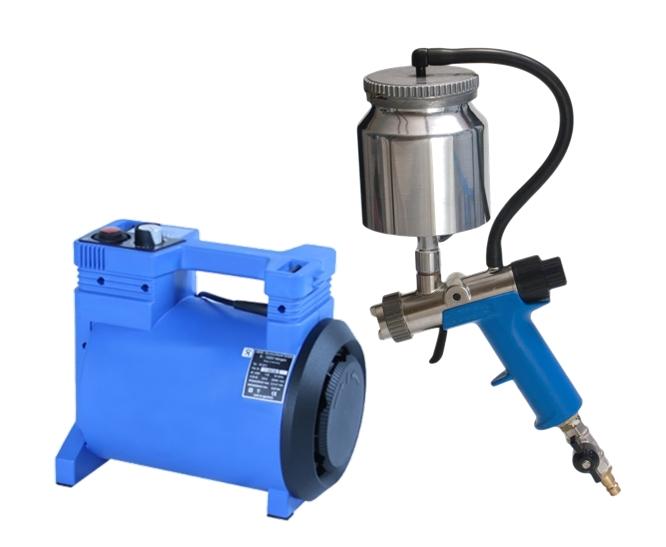 M-AIR-Electronic Niederdruck-Farbsritzgerät