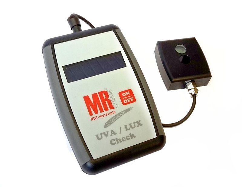 MR® 454 UVA:Lux Check Messgerät
