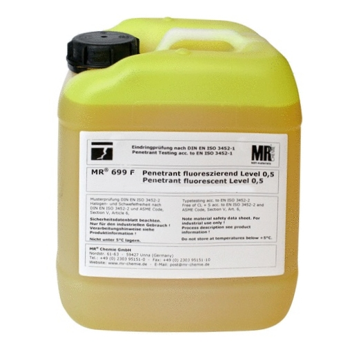 MR® 699 F Penetrant (Automotive) fluoreszierend Level 0,5
