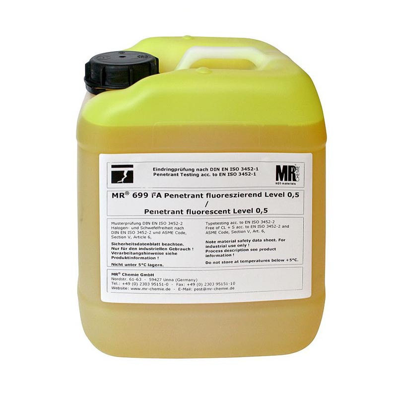 MR® 699 FA Penetrant fluoreszierend Level 0,5