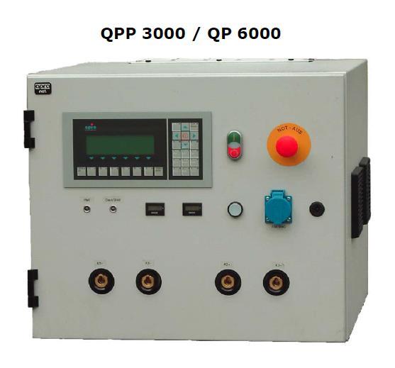 QPP 2-Kreis-Hochstromimpulsgeräte