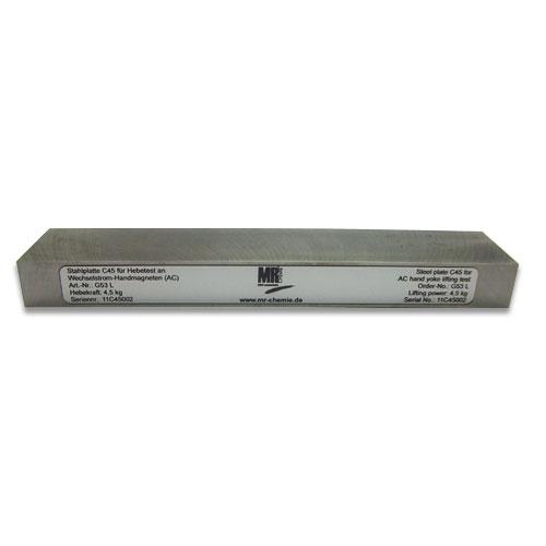 Stahlplatte C45