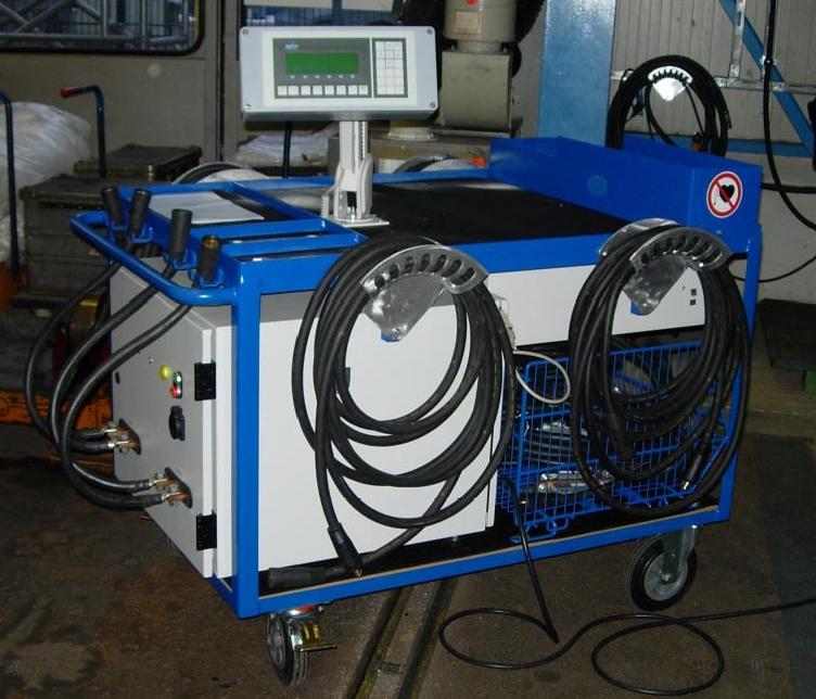Werkstattwagen